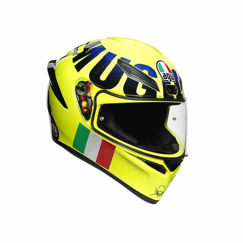 AGV K1 Rossi Mugello 2016 motorhelm