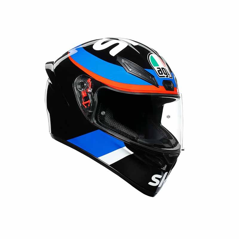 AGV K1 VR46 Sky Racing Team motorhelm