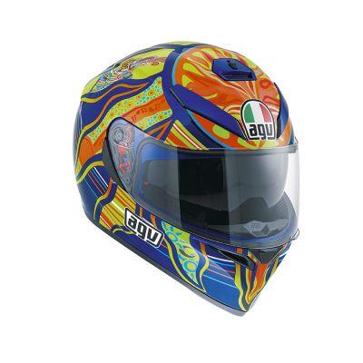 AGV K3 SV Five Continents replica helm