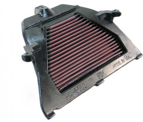 K&N Luchtfilter Honda CBR 600 RR 2003 > 2006 HA-6003