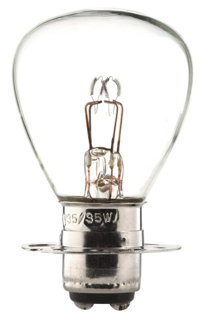 Universele lamp 6V 25/25W (10 stk)
