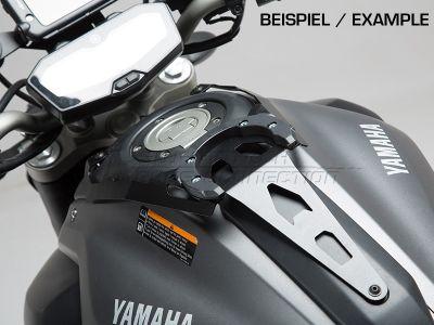 SW-Motech Quick-lock tankring adapter kit, Yamaha MT-07 ('14-).
