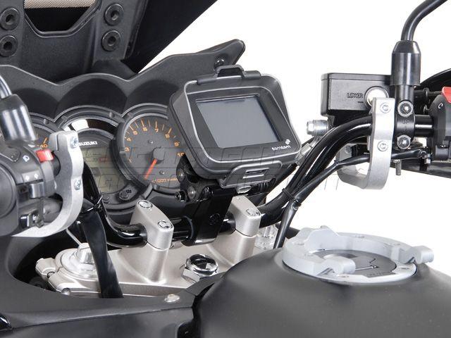 SW-Motech GPS Houder met 25.4mm stuurbuis klem