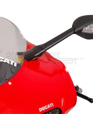 SW-Motech Spiegelverbreders  Ducati 1199 Panigale / S ('12-).