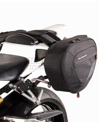 SW-Motech Blaze Zadeltassen set Honda CBR 1000 RR (04-07)
