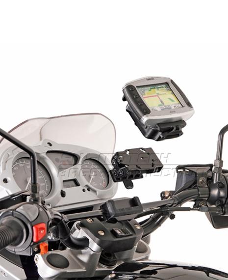 SW-Motech Quick-Lock GPS Houder voor 10/12mm crossbar