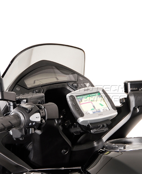 SW-Motech Quick-Lock GPS Houder (Honda VFR800X Crossrunner '11-14 / '16-)