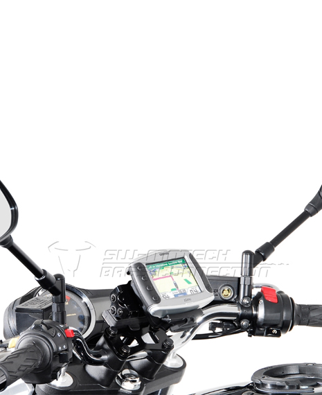 SW-Motec Quick-Lock GPS Houder