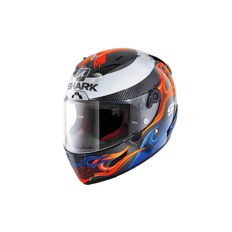 Shark Race-R Pro Carbon Lorenzo 2019 replica motorhelm