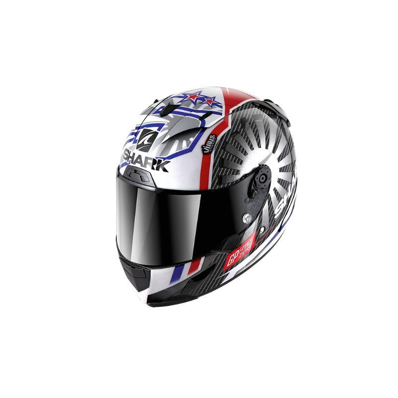 Shark Race-R Pro Carbon Zarco GP De France 2019 replica  motorhelm
