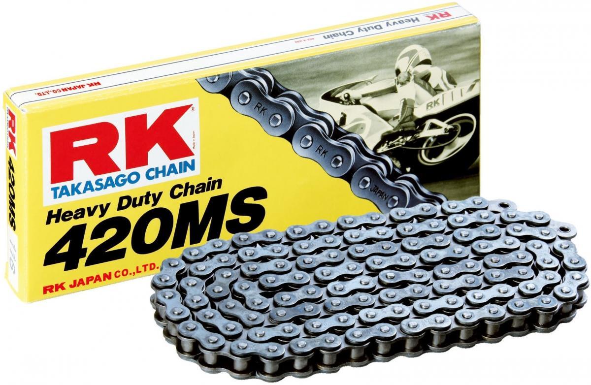 RK 420MS 132 CL ketting (clipschakel)