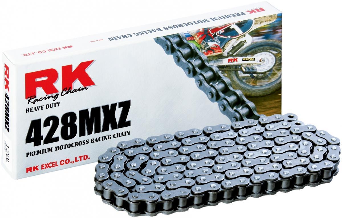 RK 428MXZ 136 CL ketting (clipschakel)