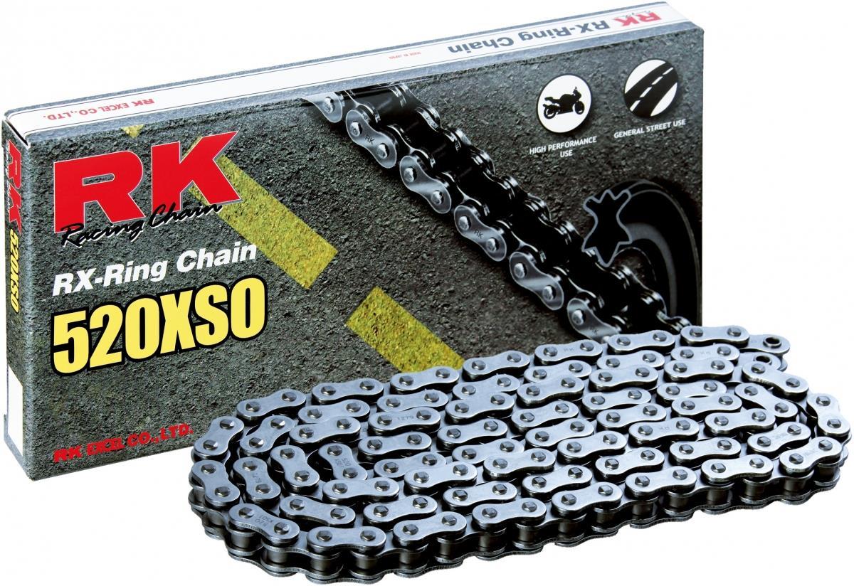 RK 520XSO 114 CLF ketting (klinkschakel)