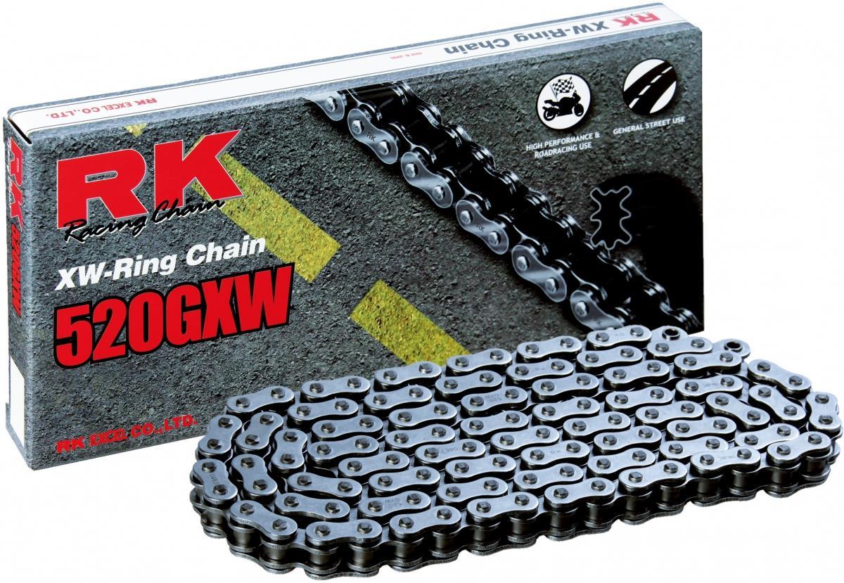 RK 520GXW 110 CLF ketting (klinkschakel)