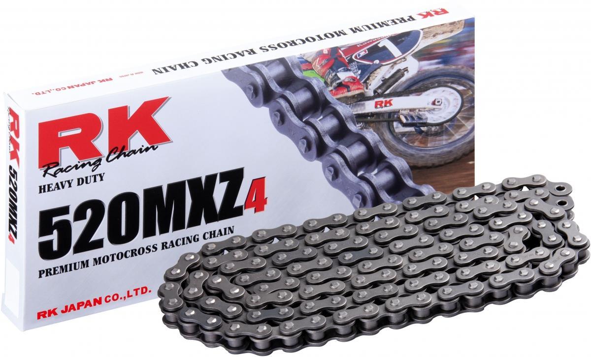 RK 520MXZ4 120 CL ketting (clipschakel)