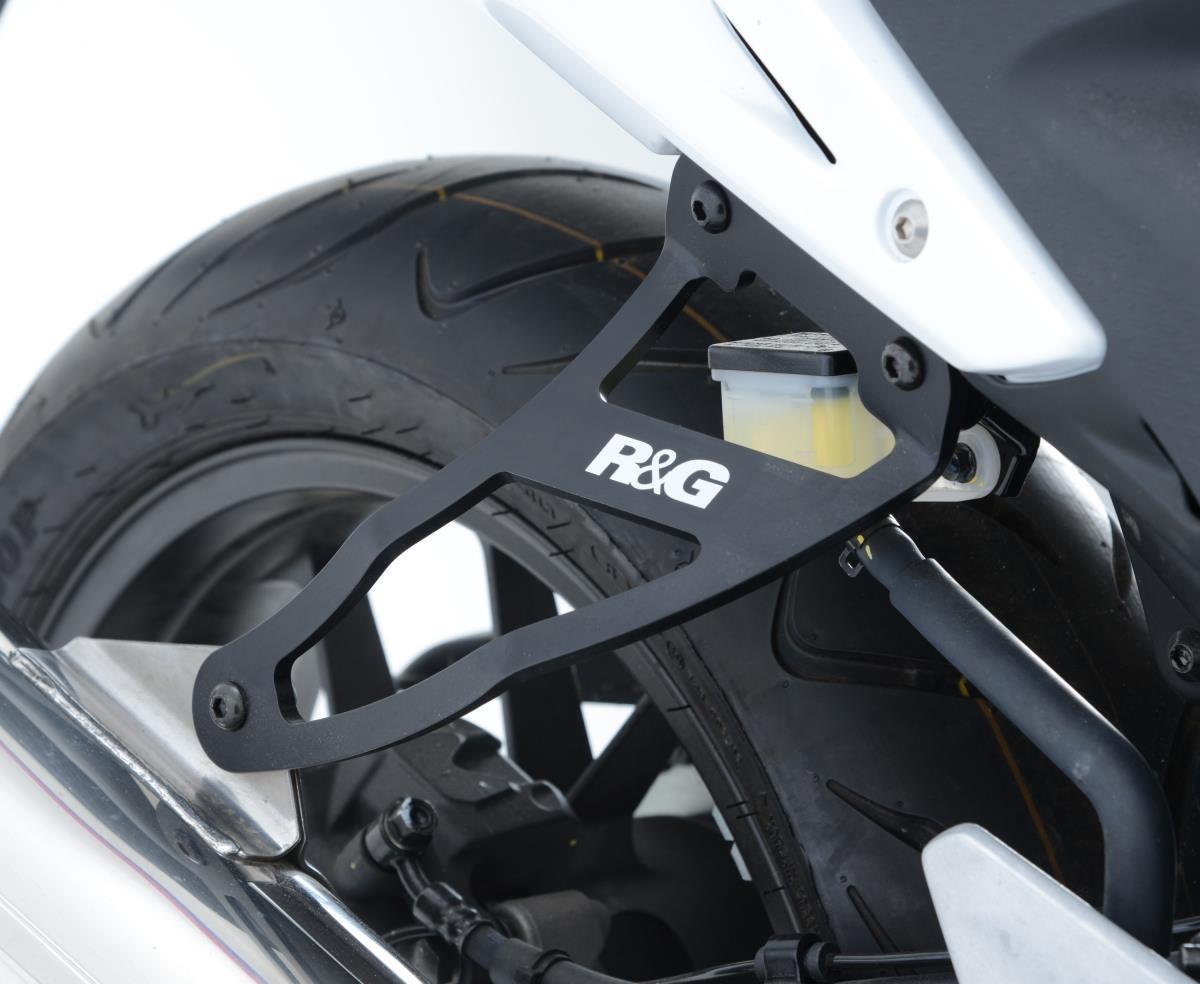 R&G uitlaatsteun Honda CB500F (13>15) / CB500X (13>) / CBR500R (13>15)