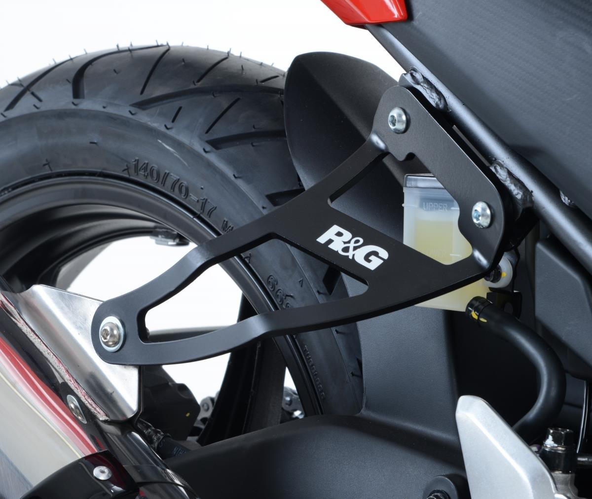 R&G uitlaatsteun Honda CBR300R (15>)