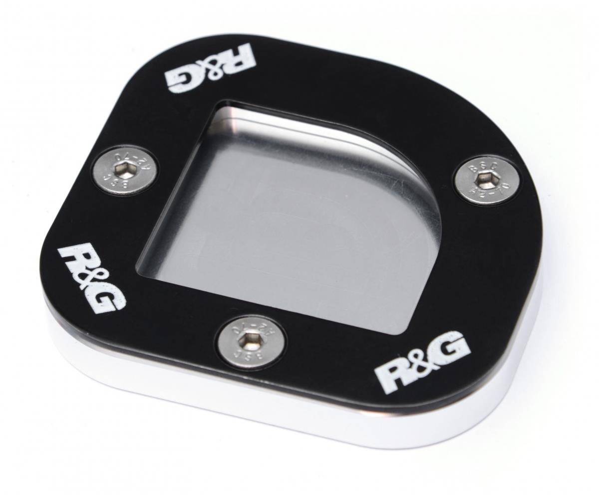 R&G zijstandaard voet (F 700 GS 2011)