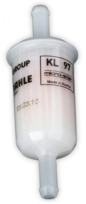 Mahle benzinefilter KL97