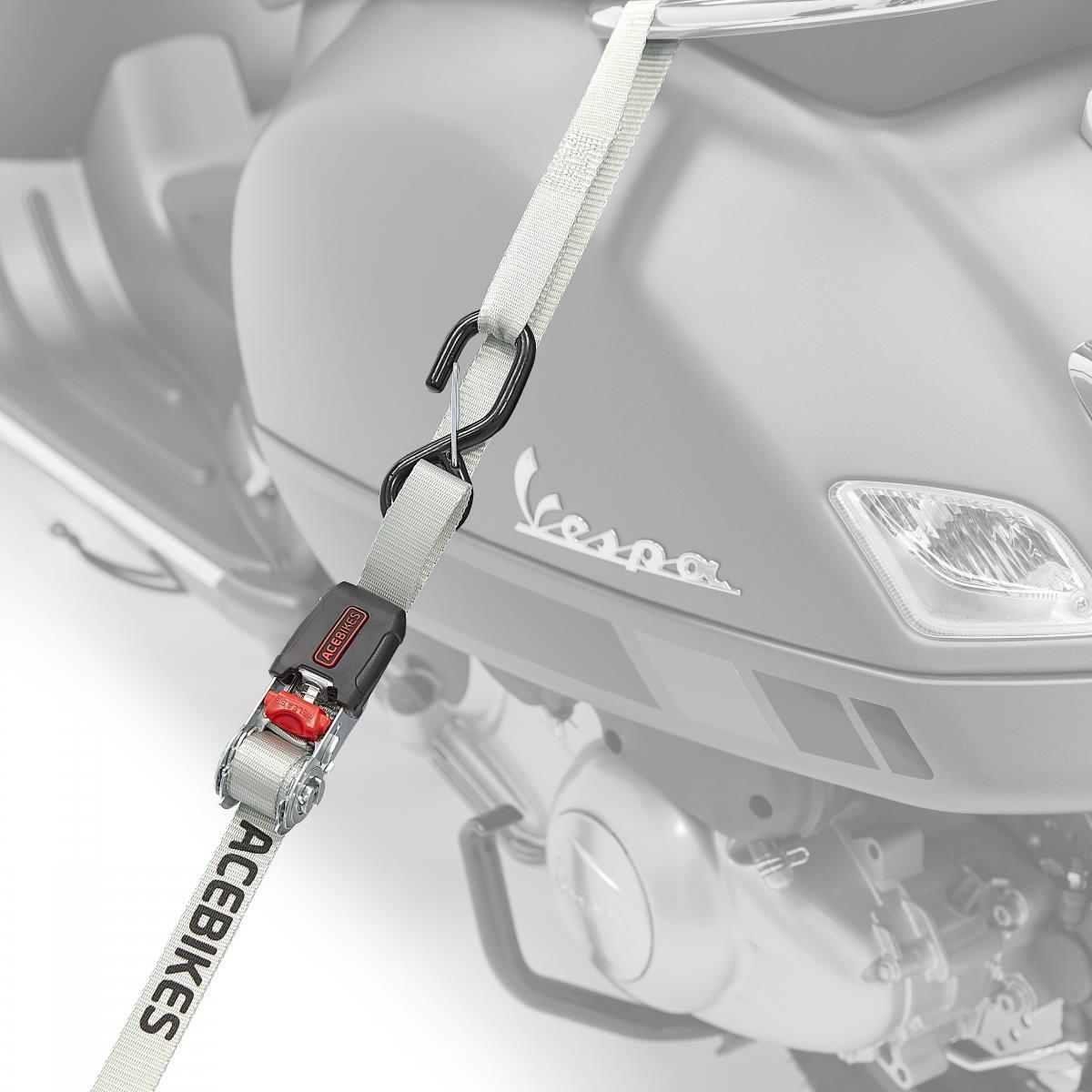 Acebikes Tie Down met spanband Scooter