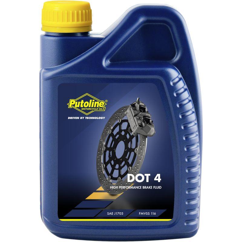 Putoline DOT 4 1L remvloeistof