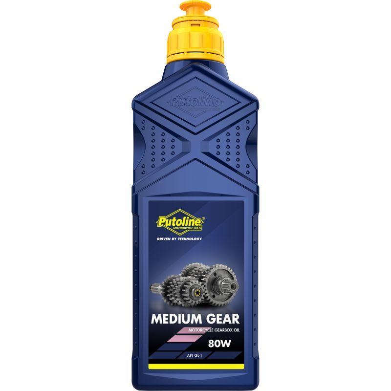 Putoline Medium Gear 80W 1L transmissieolie