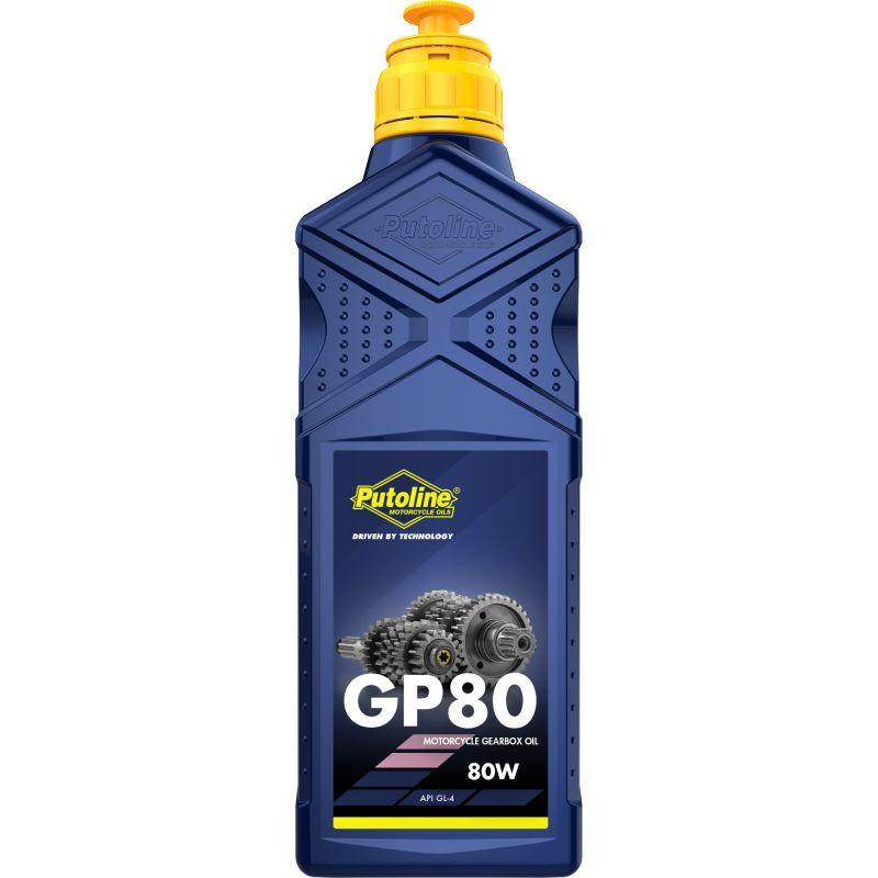 Putoline GP 80 80W 1L transmissieolie