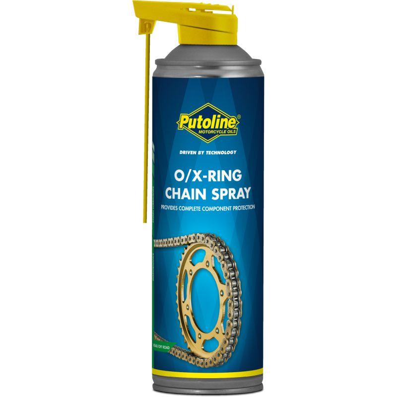 Putoline O/X-Ring 500ML kettingspray