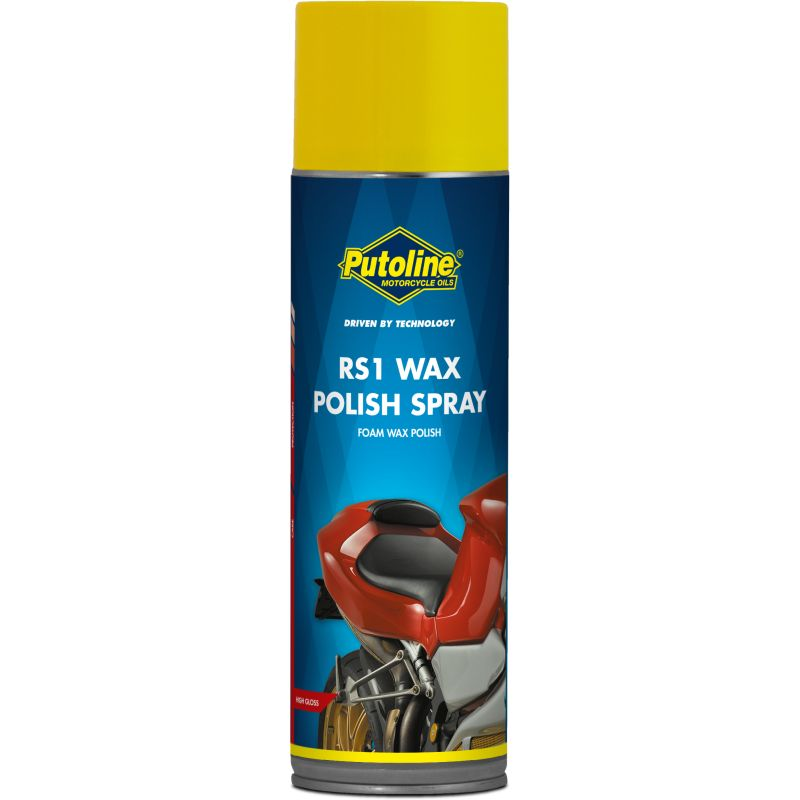Putoline RS1 Wax-Polish Spray 500ML wax spray