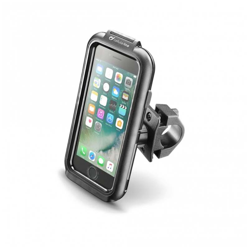 Interphone Icase Iphone 6,7,8 waterafstotende telefoonhouder