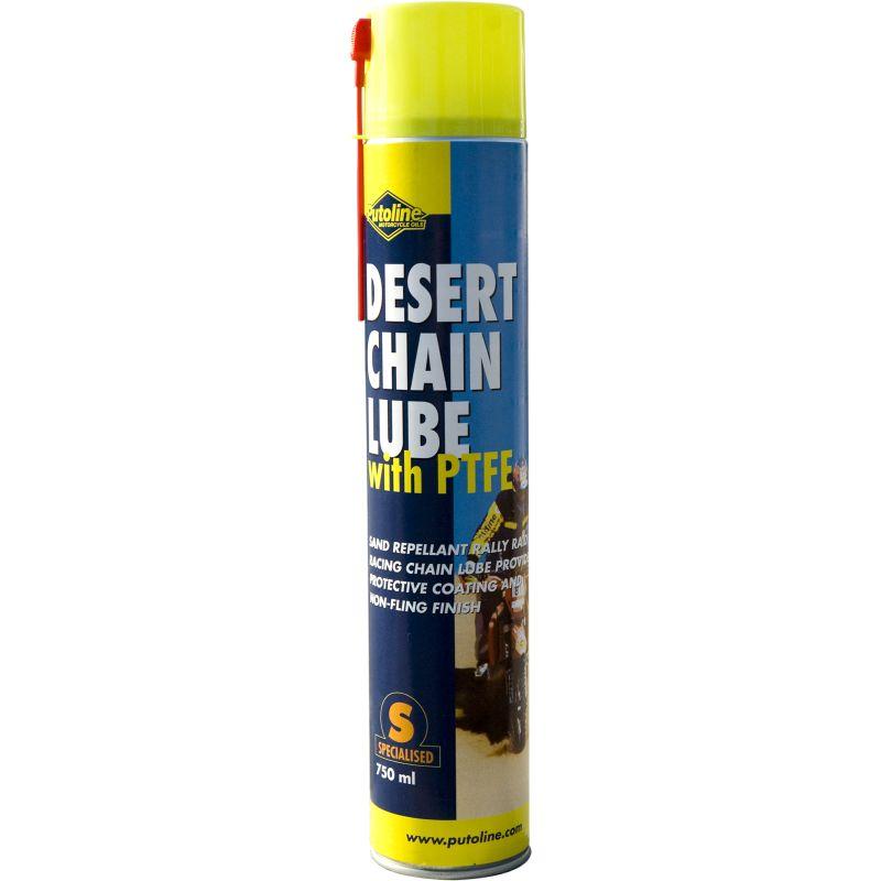 Putoline Desert PTFE 750ML kettingspray