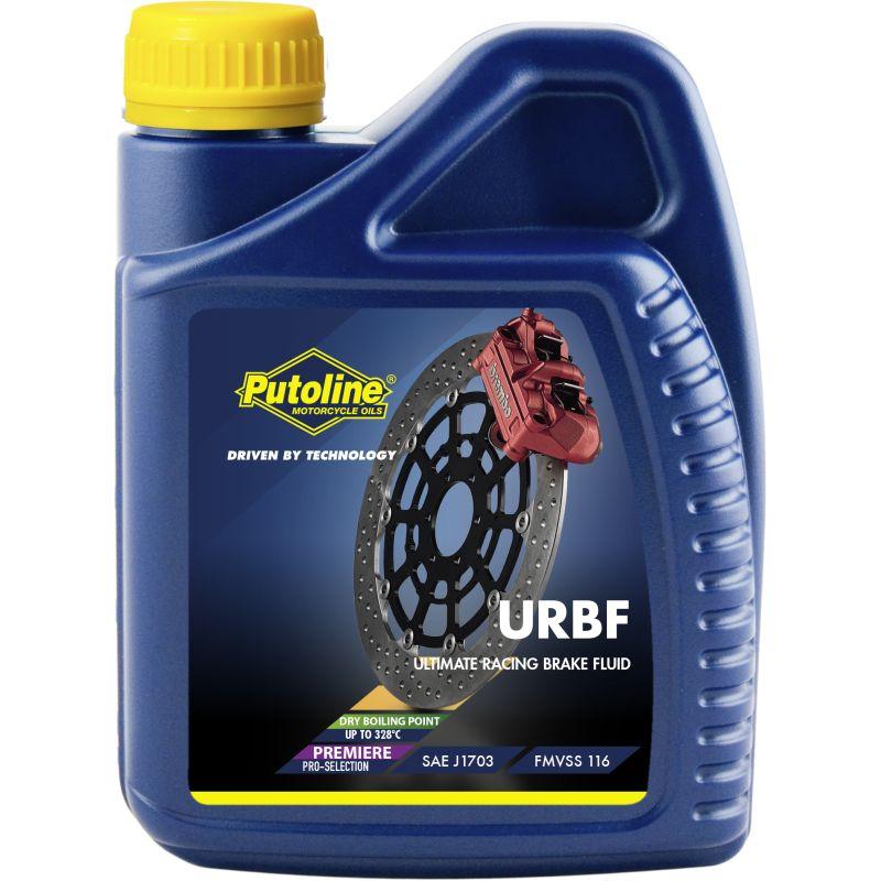 Putoline Race Brake Fluid DOT 4 URBF 500ML remvloeistof