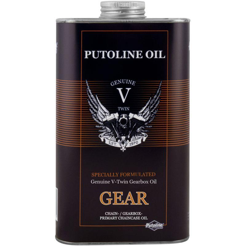 Putoline Genuine V-Twin Gear 1L motorolie