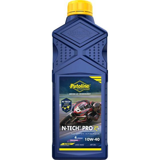 Putoline N-Tech Pro R+ 10W-40 1L motorolie