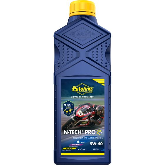 Putoline N-Tech Pro R+ 5W-40 1L motorolie
