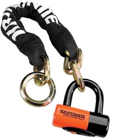 Kryptonite ART4 New York Noose +Chain 100CM kettingslot