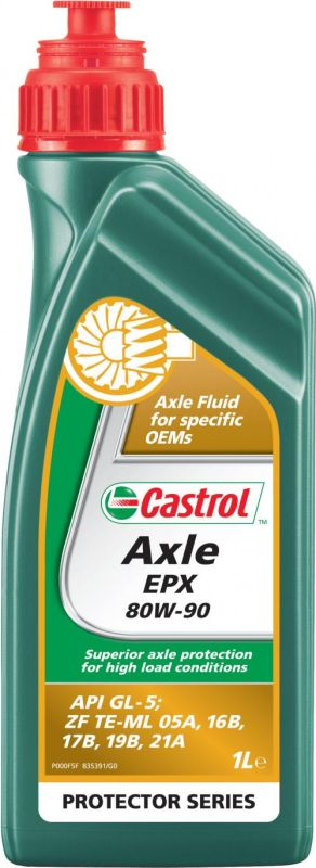 Castrol 80W-90 Axle EPX (1 liter)
