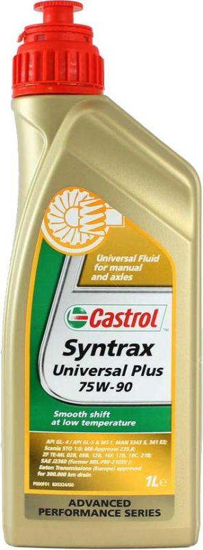 Castrol 75W-90 Syntrax Universal Plus (1 liter)