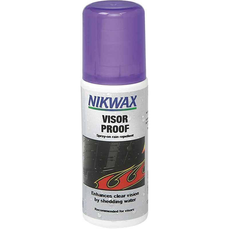 Nikwax Visor proof spray
