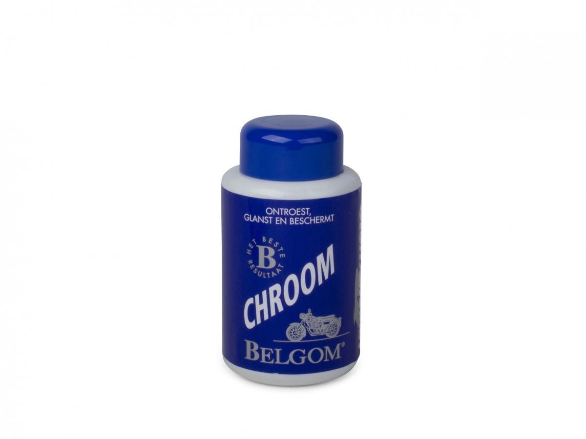 Belgom Chroom poetsmiddel 250ml