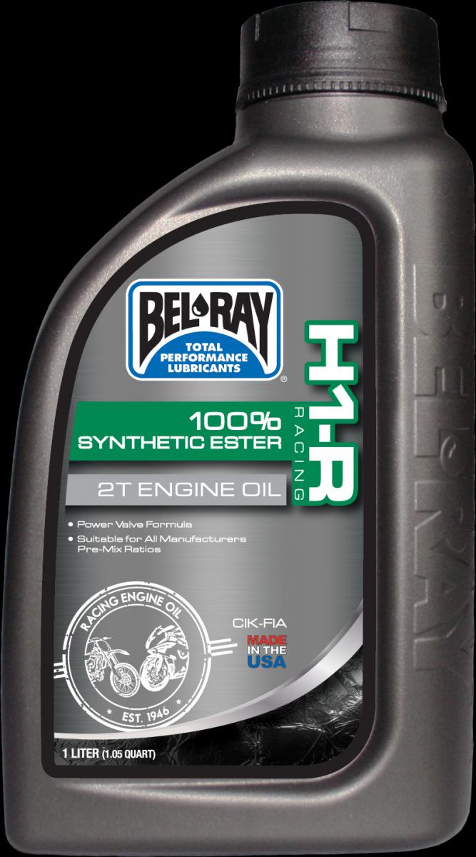 Bel-Ray H1-R Racing 2T motorolie (1L)