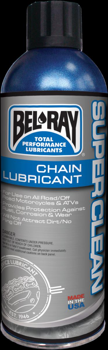 Bel-Ray Super Clean kettingspray (175ml)