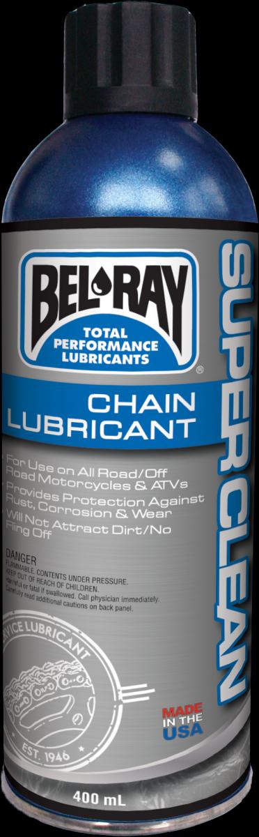 Bel-Ray Super Clean kettingspray (400ml)