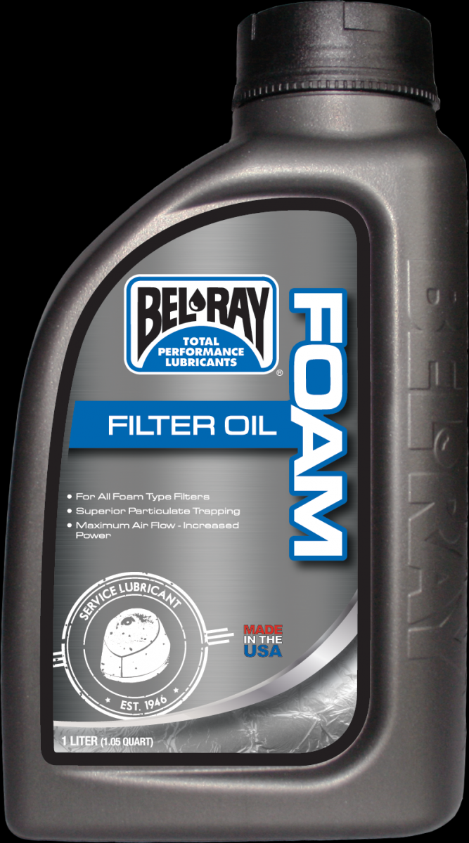 Bel-Ray Luchtfilter olie (1L)