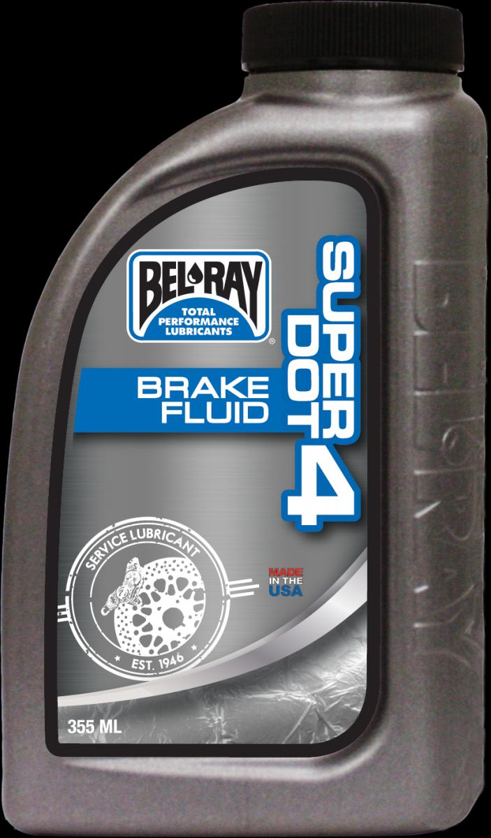 Bel-Ray DOT4 remvloeistof (355ml)