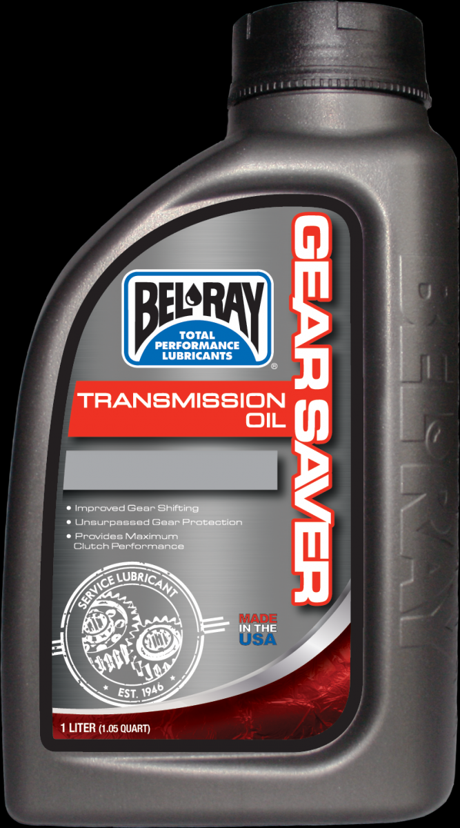 Bel-Ray Gear Saver 75W transmissie olie (1L)