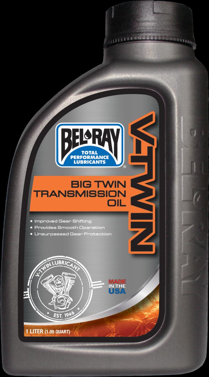 Bel-Ray Big Twin transmissie olie (1L)