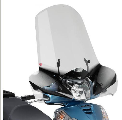 Givi A1100A Windscherm montage kit voor 307A/308A