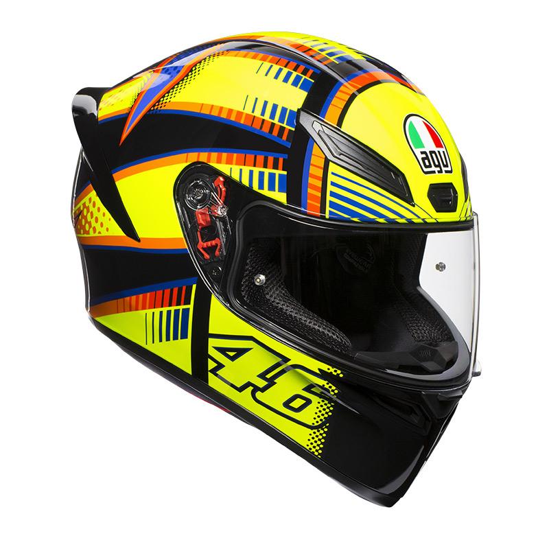 AGV K1 Soleluna 2015 Replica helm