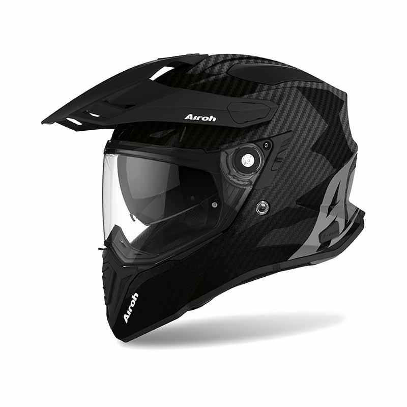 Airoh Commander Carbon Allroad helm